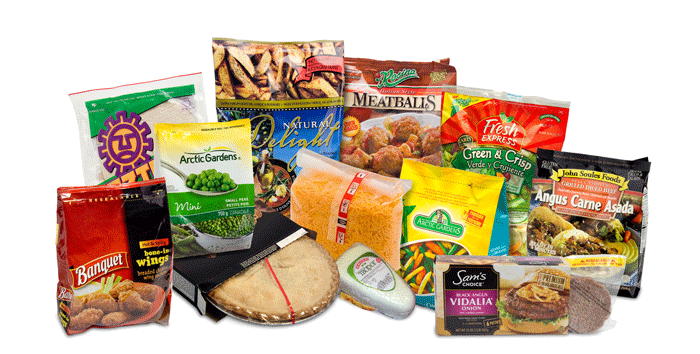 Refrigerated & Frozen Food Packaging Solutions
