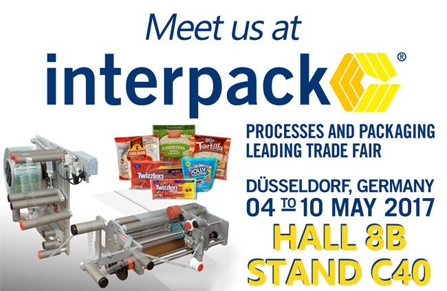 sealstrip at interpack 2017